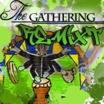 The Gathering Re-Mixt album cover by Clint Cooper/Jen Mitlas